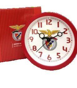 Relógio Despertador Benfica Redondo