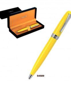 Esferográfica Amarela Perona em Caixa