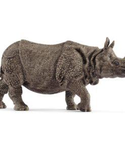Rinoceronte Schleich Indiano.