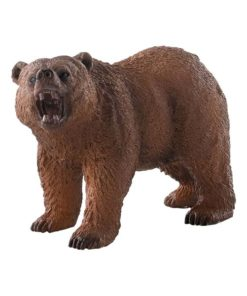 Urso Schleich Grizzly Castanho