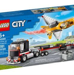 Avião Acrobacias Aéreas Lego City Great Vehicles