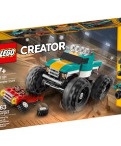 Camião Gigante 3 em 1 Lego Creator.
