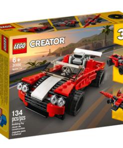 Carro Desportivo Lego Creator.