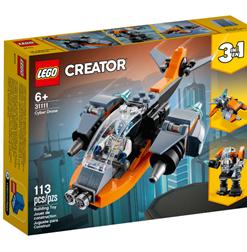Ciberdrone Lego Creator