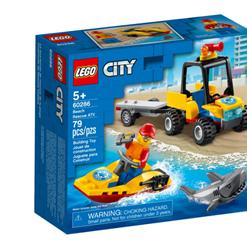 Resgate na Praia Lego City Great Vehicles