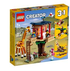 Safari Casa na Árvore Lego Creator