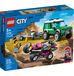 Transportador de Buggy Lego City Great Vehicles