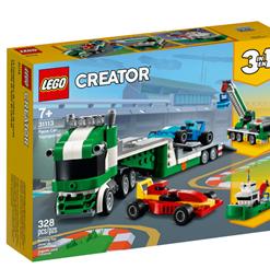 Transportador de Carros de Corrida Creator Lego