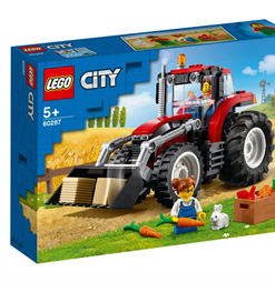 Trator Lego City Great Vehicles