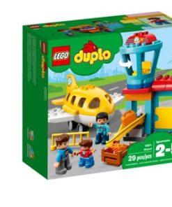 Aeroporto com Avião Lego Duplo Town.