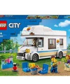 Autocaravana de Férias Lego City Great Vehicles