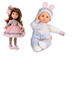 Bonecas e Bebés