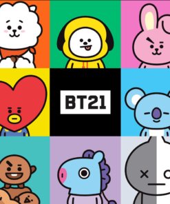 BT21 by BTS