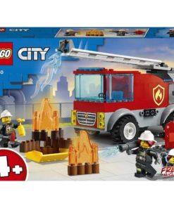 Camião dos Bombeiros com Escada Lego City Fire