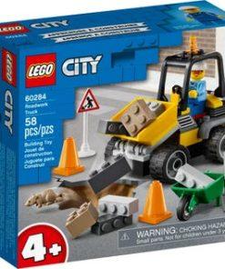 Camião Obras na Estrada Lego City Great Vehicles