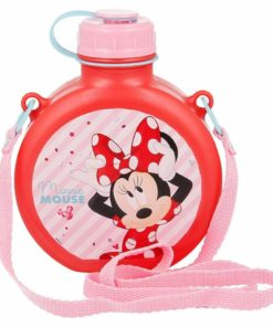 Cantil Tiracolo Minnie Rosa 670ml Electric