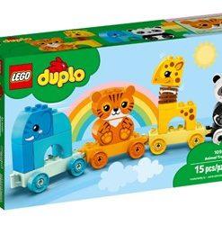 Comboio de Animais Duplo My First Lego