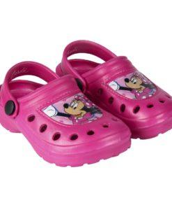Croc's Minnie Rosas com Bolinhas