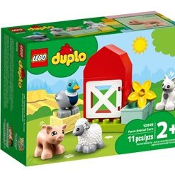 Cuidar dos Animais da Quinta Lego Duplo