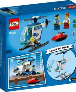 Helicóptero da Polícia Lego City Police