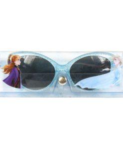 Óculos de Sol Azuis c Flocos Elsa e Anna Frozen