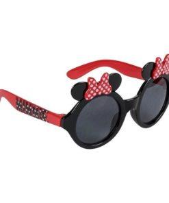 Óculos de Sol Pretos c/ orelhas e Lacinhos Minnie