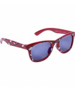 Óculos de Sol Vermelhos com Olhos Spiderman