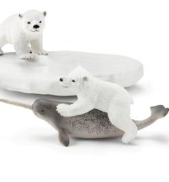 Playground Polar Schleich em Iceberg