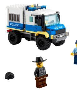 Transporte de Prisioneiros Lego City Police