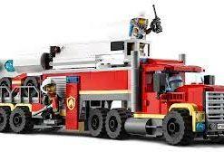 Unidade de Controlo de Incêndios Lego City Fire