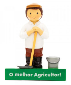 O Melhor Agricultor Little Drops of Water