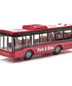 Autocarro urbano Siku Vermelho