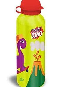 Garrafa Térmica Dinossauros Crazy Dino 500ml3