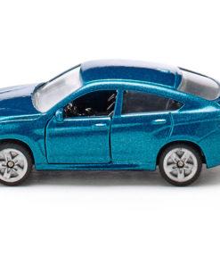 BMW X6 M Siku Azul