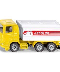 Camião Cisterna Siku Amarelo