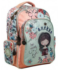 "Mochila Anekke ""Lose Yourself in a Book"" Jane"