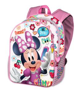 """Mochila Infantil Minnie """"Oh My"""""""