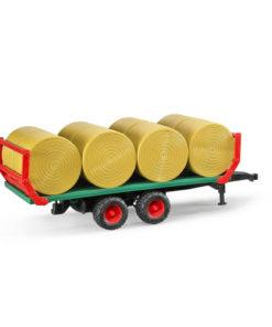 Transportador de Rolos Bruder com 8 Cilindros
