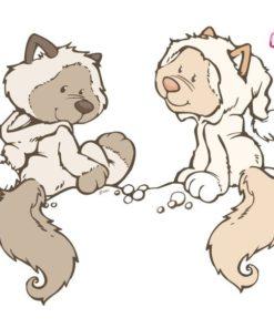 Winter - Tom & Snow Cat