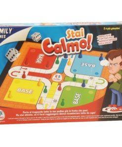 Jogo Fique Calmo Family Games
