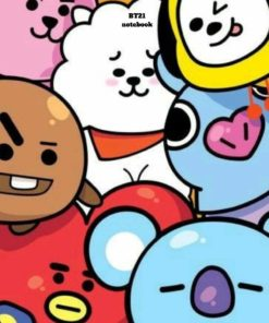 Porta Chaves BT21 by BTS