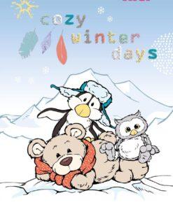 Winter - (Urso, Coruja e Pinguim)