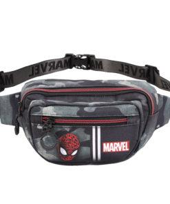 Bolsa de Cintura Spiderman Camuflagem Spidey