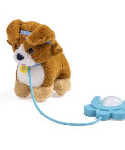 Cãozinho de Arrasto Corgi E-Kids