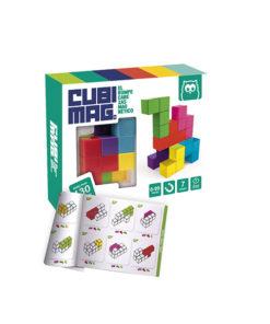 Cubos Empilháveis E-Kids Magnéticos
