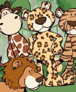 Wild Friends (Amigos Selvagens)