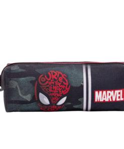 Estojo Quadrado Spiderman Camuflagem Spidey