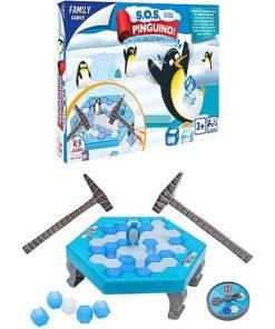 Jogo S.O.S. Pinguim Family Games