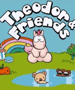 Unicórnio Theodor & Friends