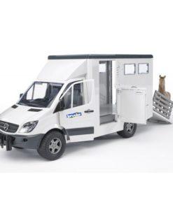 MB Sprinter Transportador Gado c Cavalo